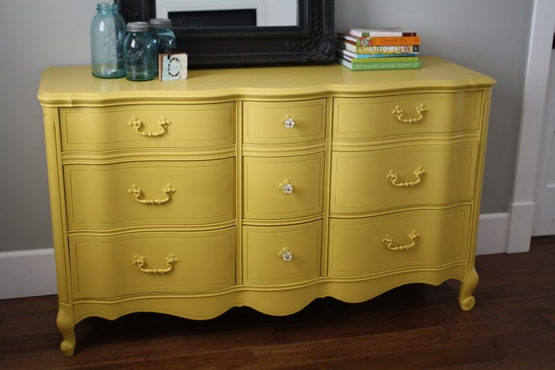 Favorite Color Obsession Sunday: Mustard Yellow - Ombre: pretty things, diy  NH38
